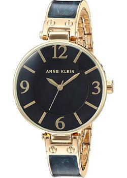fashion наручные  женские часы Anne Klein 2210NMGB. Коллекция Ring