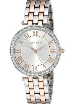fashion наручные  женские часы Anne Klein 2231SVRT. Коллекция Crystal