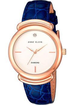 fashion наручные  женские часы Anne Klein 2358RGNV. Коллекция Diamond
