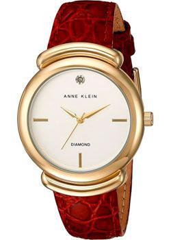 fashion наручные  женские часы Anne Klein 2358SVRD. Коллекция Diamond