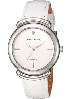 fashion наручные  женские часы Anne Klein 2359SVWT. Коллекция Diamond