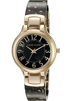 fashion наручные  женские часы Anne Klein 2380BKGB. Коллекция Easy To Read