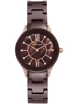 fashion наручные  женские часы Anne Klein 2388RGBN. Коллекция Ceramics.