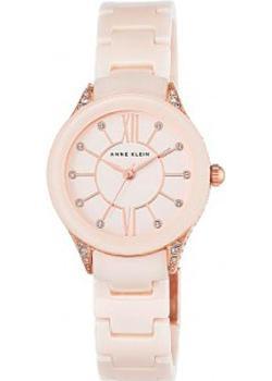 fashion наручные  женские часы Anne Klein 2388RGLP. Коллекция Ceramics