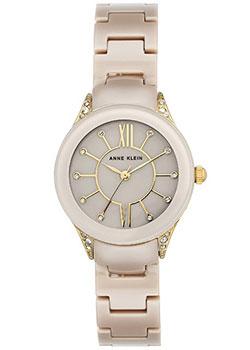 fashion наручные  женские часы Anne Klein 2388TNGB. Коллекция Ceramics