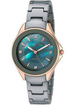 fashion наручные  женские часы Anne Klein 2390RGGY. Коллекция Ceramics