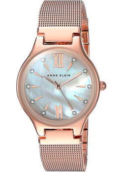 fashion наручные  женские часы Anne Klein 2418BMRG. Коллекция Crystal