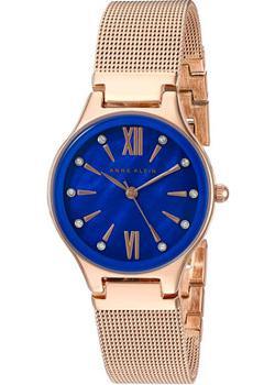 fashion наручные  женские часы Anne Klein 2418CBRG. Коллекция Crystal