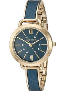 fashion наручные  женские часы Anne Klein 2436BLGB. Коллекция Crystal