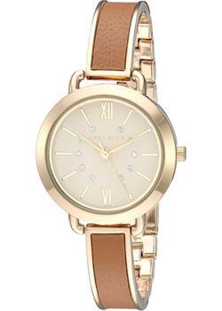 fashion наручные  женские часы Anne Klein 2436DTGB. Коллекция Crystal