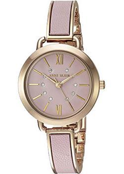 fashion наручные  женские часы Anne Klein 2436LPGB. Коллекция Crystal