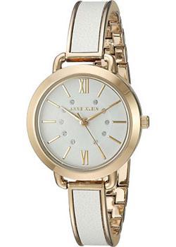 fashion наручные  женские часы Anne Klein 2436WTGB. Коллекция Crystal