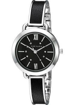 fashion наручные  женские часы Anne Klein 2437BKSV. Коллекция Crystal