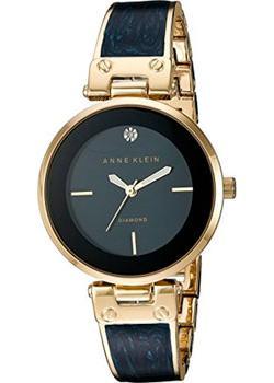 fashion наручные  женские часы Anne Klein 2512NVGB. Коллекция Diamond