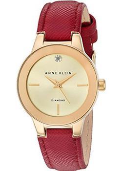 fashion наручные  женские часы Anne Klein 2538CHBY. Коллекция Diamond