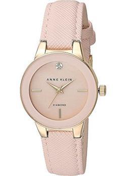 fashion наручные  женские часы Anne Klein 2538PMLP. Коллекция Diamond