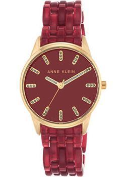 fashion наручные  женские часы Anne Klein 2616BYGB. Коллекция Crystal