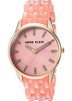 fashion наручные  женские часы Anne Klein 2616LPGB. Коллекция Crystal