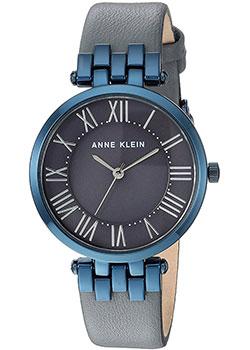 fashion наручные  женские часы Anne Klein 2619GYBL. Коллекция Dress
