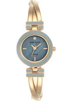 fashion наручные  женские часы Anne Klein 2622GYGB. Коллекция Diamond