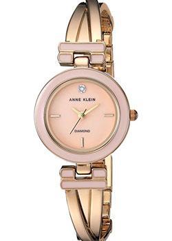 fashion наручные  женские часы Anne Klein 2622LPGB. Коллекция Diamond