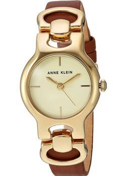 fashion наручные  женские часы Anne Klein 2630CHBN. Коллекция Dress