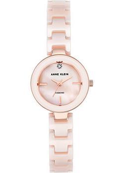 fashion наручные  женские часы Anne Klein 2660LPRG. Коллекция Diamond