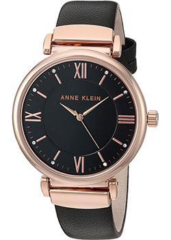 fashion наручные  женские часы Anne Klein 2666RGBK. Коллекция Crystal