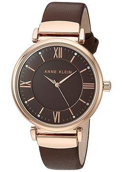 fashion наручные  женские часы Anne Klein 2666RGBN. Коллекция Crystal