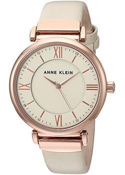 fashion наручные  женские часы Anne Klein 2666RGIV. Коллекция Crystal