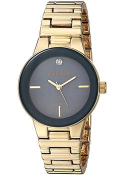fashion наручные  женские часы Anne Klein 2670GMGB. Коллекция Crystal