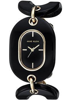 fashion наручные  женские часы Anne Klein 2674BKGB. Коллекция Dress