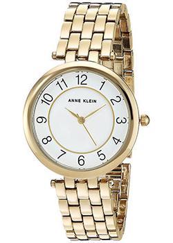 fashion наручные  женские часы Anne Klein 2700WTGB. Коллекция Easy To Read