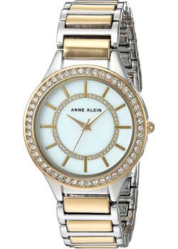 fashion наручные  женские часы Anne Klein 2723MPTT. Коллекция Crystal