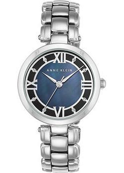 fashion наручные  женские часы Anne Klein 2819NMSV. Коллекция Crystal