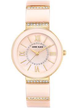 fashion наручные  женские часы Anne Klein 2832LPGB. Коллекция Crystal