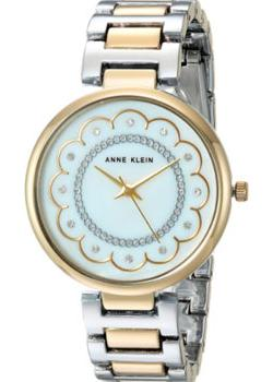 fashion наручные  женские часы Anne Klein 2843MPTT. Коллекция Crystal