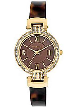 fashion наручные  женские часы Anne Klein 2894BNTO. Коллекция Crystal