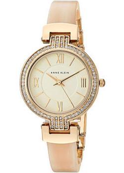 fashion наручные  женские часы Anne Klein 2894CHHN. Коллекция Crystal