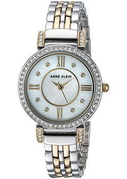 fashion наручные  женские часы Anne Klein 2929MPTT. Коллекция Crystal