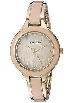 fashion наручные  женские часы Anne Klein 2934LPGB. Коллекция Crystal