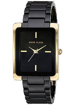 fashion наручные  женские часы Anne Klein 2952BKGB. Коллекция Ceramics
