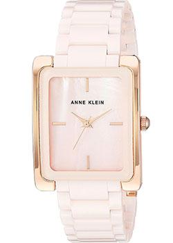fashion наручные  женские часы Anne Klein 2952LPRG. Коллекция Ceramics