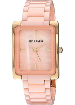 fashion наручные  женские часы Anne Klein 2952PEGB. Коллекция Ceramics.