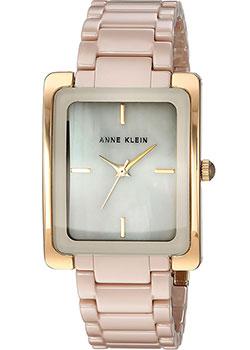 fashion наручные  женские часы Anne Klein 2952TNGB. Коллекция Ceramics