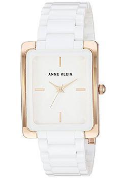 Fashion наручные женские часы Anne Klein 2952WTRG. Коллекция Ceramics фото