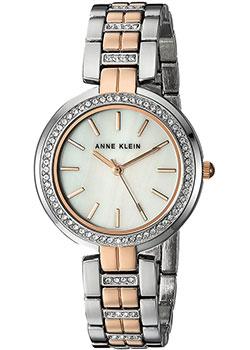 fashion наручные  женские часы Anne Klein 2969MPRT. Коллекция Crystal