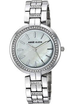 fashion наручные  женские часы Anne Klein 2969MPSV. Коллекция Crystal
