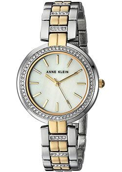 fashion наручные  женские часы Anne Klein 2969MPTT. Коллекция Crystal