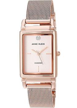 fashion наручные  женские часы Anne Klein 2970RGRG. Коллекция Diamond
